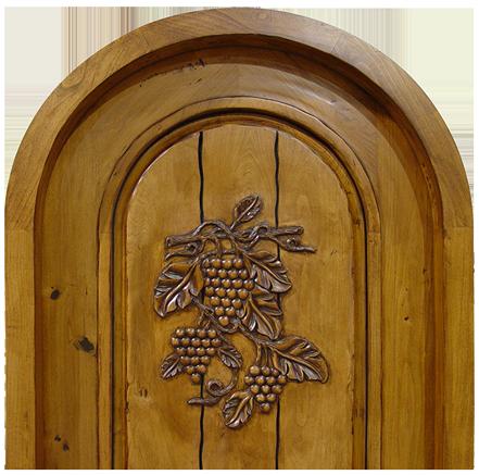 Wo1596 inventory wine doors 2 6 10 old world door for Old world entry doors
