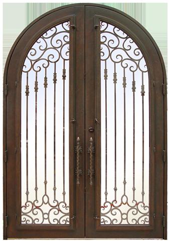 Wo2870 porter 6 exterior doors 7 15 old world door for Old world entry doors