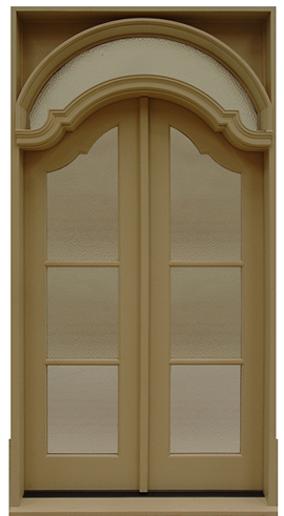 Wo3158 Pacific Old World Door Gallery