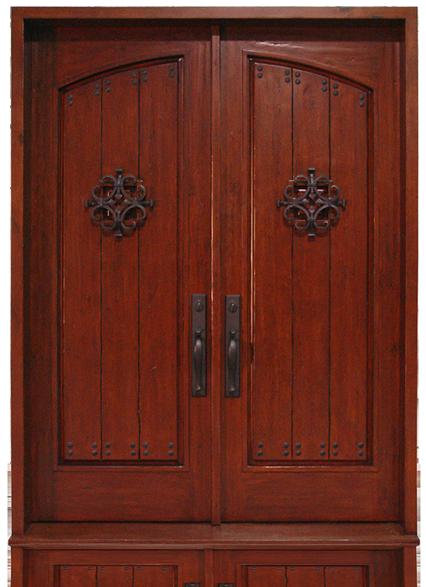 Wo2426 woodridge old world door gallery for Old world entry doors